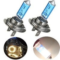 best halogen headlights - Best Price H7 W Super Bright White Car Auto Light Source Halogen Headlight Fog Lamp Parking Bulb DC12V
