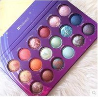bh beauty - 96pcs CCA2114 Brand Color Baked Eyeshadow Palette Professional New Fashion Makeup BH Cosmetics Galaxy Chic Beauty Makeup Eyeshadow