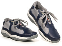 american casual shoes - Fashion Italian Brand Mens Casual Shoes Patent Leather With Mesh American Cup Comfort Shoes For Men Luxury