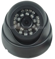 Sistema de seguridad de 4 canales DVR 960H Cúpula 700TVL CCD Effio Cámaras CCTV