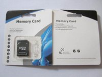 32 micro sd card - Retail Package For Micro SD Card TF mini Memory Card GB adapter reader box bag Packaging DHL