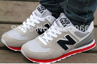 Wholesale 2014 arrival Balance casual sport shoes for men women sneaker Lovers shoes running shoes size
