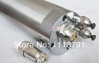 Wholesale Engraving machine spindle motor water cooled spindle kw RPM high speed motor bearings ER20