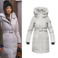 coats and jackets - Discount Nobis Astrid Ladies Parka Windproof and waterproof winter warm Coat women down jackets Canada Down coats Parkas