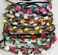 Cheap Floral Garland Best flower headband