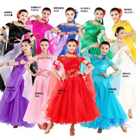 ballroom dresses - Dresses For Ballroom Dancing Standard Colors Ballroom Skirts Sex Stage Costume Performance Womens Ballroom Dance Wear Dress
