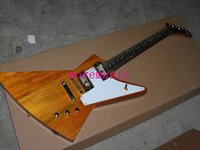 Wholesale new Custom Shop Explorer Electric Guitar Wooden High Quality OEM Available