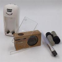 Cheap 2015 Magic Flight Launch Box Vaporizer Dry herb Vapor Cigarette Kit renewable Birch Hardwood box mod kit