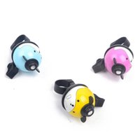 bicycle bell pink - N Bell cartoon series b437ap yellow pink blue bells Bicycle small Bell Bike accessory
