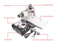 Wholesale Russia only no tax High efficiency MINI CNC Router Z DQ Engraver Engraving Drilling and Milling Machine