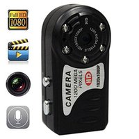 HD 1080P Mini caméra espion 12MP sans fil caméra cachée plus petit DV enregistreur vidéo