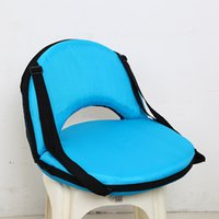 outdoor furniture - Floor Folding Camping Chair To Adjustable Blue Color Outdoor Furniture Portable Lightweight Camping Relax Chair For Fishing