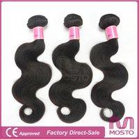 human braiding hair - Mosto A bundles Unprocessed Remy Human Hair Peruvian Braiding Hair Extension inches Natural B Body Wave Virgin Hair Weaves