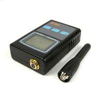 Wholesale Handheld Frequency Meter Counter Wide Range Hz GHz IBQ102 for Baofeng Yaesu Kenwood Portable Two Way CB Radio Walkie Talkie