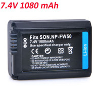 alpha camera - Digital Batteries NP FW50 Battery for Sony NEX NEX NEX Alpha A33 A35 A55 Camera Battery