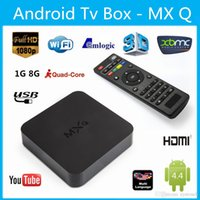 android programs - Online Update MXQ MXG MXS TV BOX Amlogic S805 Quad Core Android Airplay TV Channels Programs Media Player KODI14 Rooted