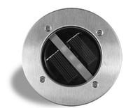 Wholesale 10X DHL leds Solar powered light senor controlled led underground light lawn lights garden lights