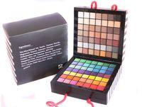 Cheap HOT 177 color EyeShadow Palette Cheek Blush Lipgloss Make up makeup set EYE brush 2 pcs free shipping by DHL