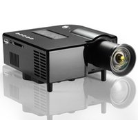 Wholesale BarcoMax GP7S FHD P Lumens new portable mini projector projecteur proyector x320P with HDMI VGA