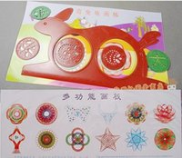 drawing ruler - Store Spirograph Deluxe Spirograph Design Ruler Toys Drawing Board ruler The development of intelligence children Spirograph ruler Toys