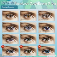 crazy contact lenses - freshlook colorblends pairs colors Freshlook Contact lenses lens crazy lens Color Contact Tones colors EYE