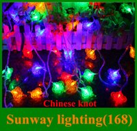 Outdoor Halloween Decorations On Sale spooky terrarium Outdoor Halloween Decorations Sale Hot Sale Chinese Knot Led Outdoor String Lights Waterproof Rgb Colorful