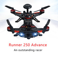 advanced gps - F16181 Walkera Runner Advance with P Camera Racer RC Drone Quadcopter RTF with DEVO OSD Camera GPS Version