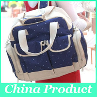 Wholesale Designer Karen Fashion Multifunctional Large Capacity Mother Baby Diaper Bag D Nappy Bag One shoulder Maternity Women bag010237