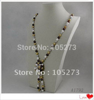 aa jewellery - AA MM Multicolor mother of pearl necklace inch Christmas gift fashion jewellery A1792