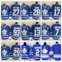 xxxxl size jersey - 2015 Maple Leafs David KEON Jersey James van RIEMSDYK Jersey HORTON Hockey Jersey Cheap Embroidery Stitched Size S XXXXL
