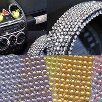 Wholesale A card with Sticker diamond paste diamond paste diamond DIY car stickers affixed to car interiors