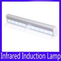 Wholesale Infrared Induction Lamp LED Sensor Under Cabinet light MOQ