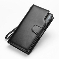 animal cell phone holders - 2016 Mens fashion wallet New men wallets Casual wallet men purse Clutch bag Brand leather wallet long design men bag gift for men