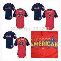 baseball jerseys - Cheap All Star Baseball Jersey San Francisco Giants Buster Posey Hunter Pence Madison Baseball Shirt Sportswear