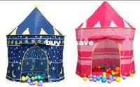 Wholesale Children tent baby games castle folding tent