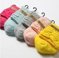 acrylic bubble tube - New Autumn Winter Korean Cotton Bubble Soks For Ladies Candy In Tube Women s Socks Colors
