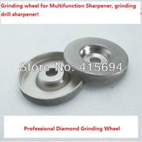 Wholesale new Grinding Wheel For Multifunciton Sharpener Grinding Drill Sharpener Drill Sharpener Power tool accessories