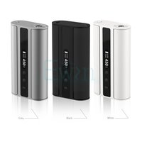 Wholesale Authentic Eleaf iStick TC100W Box Mod iStick TC W Chargeable box Mod With TC SS TCR Mode DHL