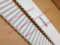 Wholesale HTD5M timing belt M Width mm Pitch mm M open timing belt PU with steel core Color M pulley belt Meters
