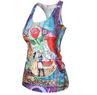 Wholesale Ladies T Shirts New Popular Women s Tank Tops Girls Vest Slim Stretch Camisole Summer Sleeveless Undershirt TT