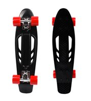 Wholesale Lovesporter Junior Professional Coaching Plastic Complete Skateboard with Cutout Handle