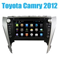 asia videos - In Dash Car Dvd Gps Navigation Quad Core for Toyota Camry Europe Asia Radio Stereo Player