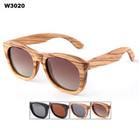 TAC band amber - 2015 Newest Zebrawood Wooden polarized sunglasses eyeglass wood frames designer sun glasses lens ray bands sunglasses portable case W3020