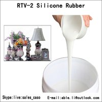resin molds - RTV silicone rubber make silicone molds for resin crafts