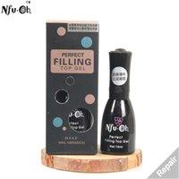 acrylic nail repair - NFUOH Soak Off Clear Based Repair Liquid Tools Acrylic Nails Refill UV Gel ml
