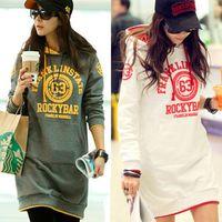 Wholesale 2014 New Fashion Womens Outerwear Long Sleeve Hoodie Coat Hoody Sweatshirt Tops