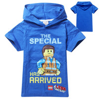 Boy Summer Standard New 2014 boys The movie short t-shirts kids baby children t shirts child hoodies clothing C001