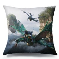 avatar movie - D movie Avatar special effect custom Cushion Pillow cover HD Image effect in car sofa home Decoration covers