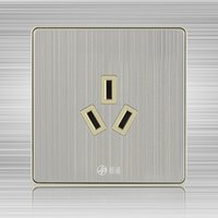 Wholesale Pu pole wall switch socket wall outlet power drawing panel A air conditioning outlet