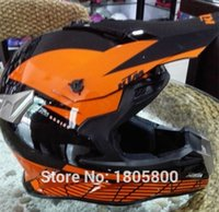 Wholesale The top newest KTM off road helmets ktm cross country motorcycle helmet locomotive full face helmet